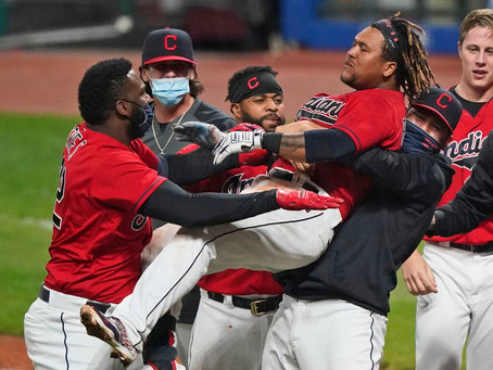 The Cleveland Indians return to Playoffs