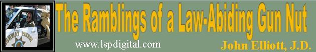 Ramblings of a Law-Abiding Gun Nut