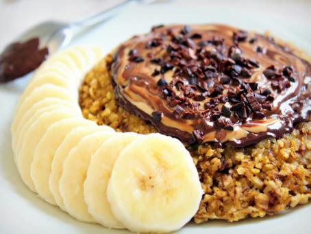 Lesson no. 4 : Le Bowlcake, un petit déjeuner renversant