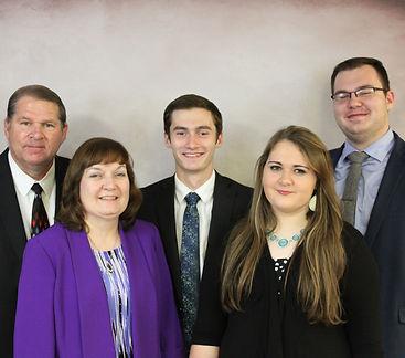 pastor taylor staff