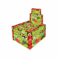 Chiclete Croc sabor Melancia com Cereja -  Display com 40 un
