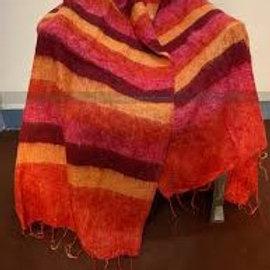 Knitted Woolen Blanket 1