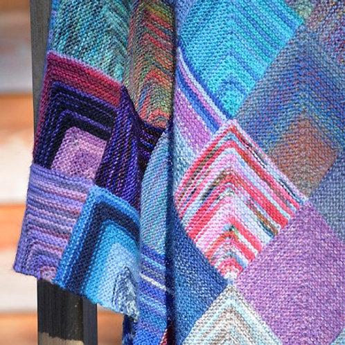 Knitted Woolen Blanket 2