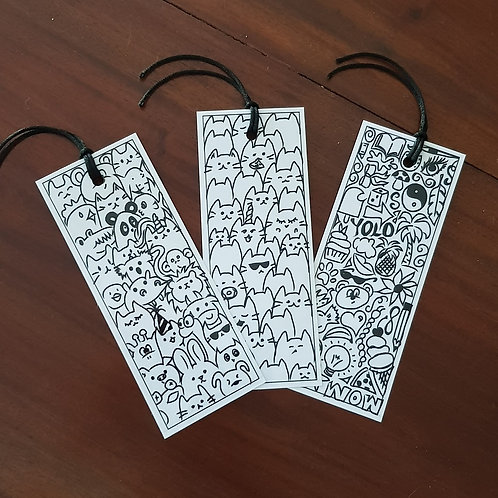 2inspire Kids Bookmarks