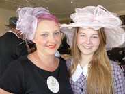 Fun at the Bendigo Cup meeting