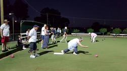 Fellowship - Lawn Bowls event