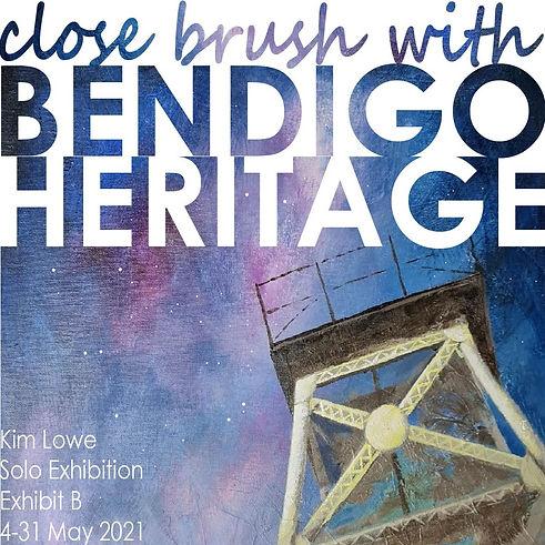 Close Brush with Bendigo Heritage IG Til
