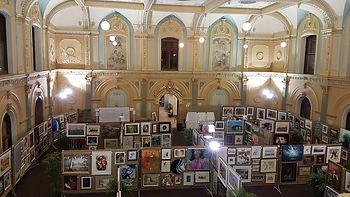 Art Show Bgo Town Hall.jpg