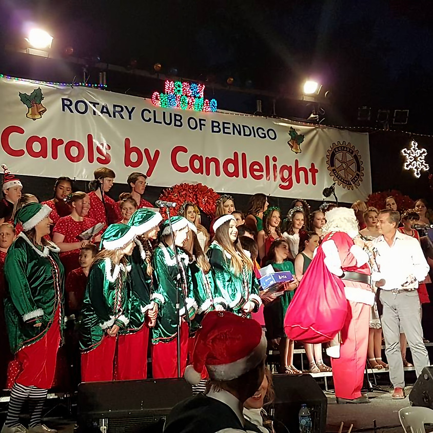 Bendigo Rotary Carols by Candlelight