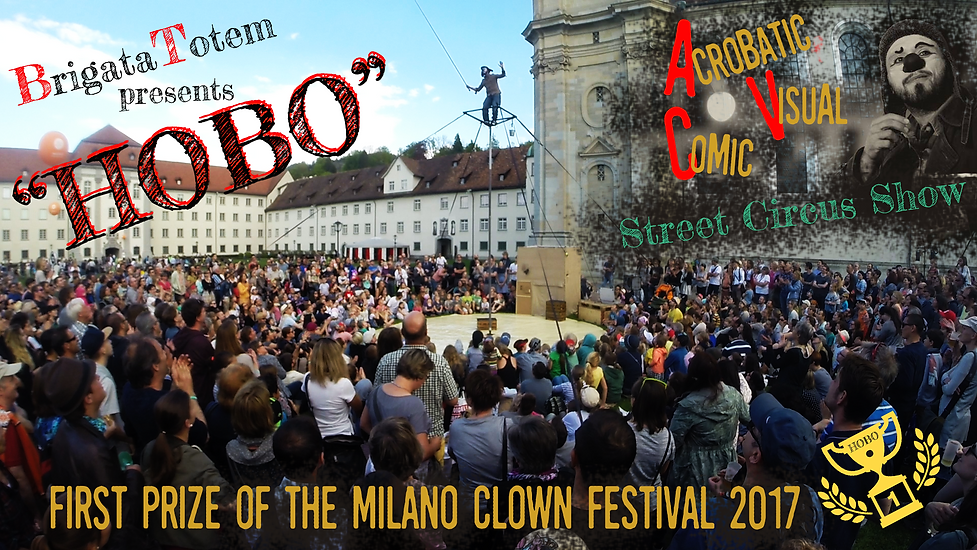 """HOBO"" in Aufgetischt Festival, CH"