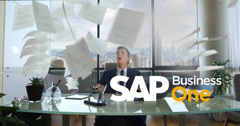 SAP Business One - paperless commercial