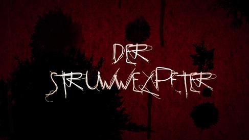 """2D: Alternative Titel Design """"Der Struwwelpeter"""""""