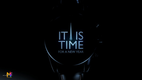 It is Time - 2021