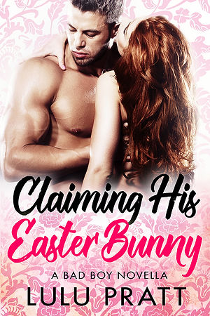 Claiming His Easter Bunny.jpg