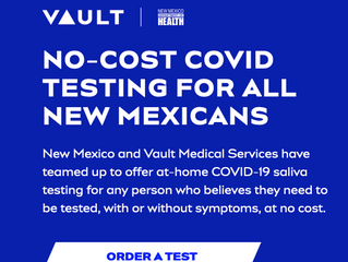 FREE COVID TESTING AT HOME