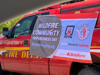 3rd Annual Wildfire Day