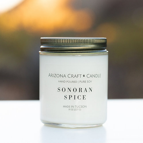 SONORAN SPICE CANDLE
