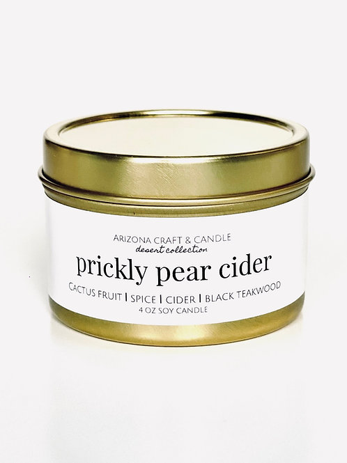 Prickly Pear Cider