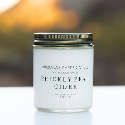 PRICKLY PEAR CIDER CANDLE