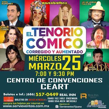 EL TENORIO COMICO