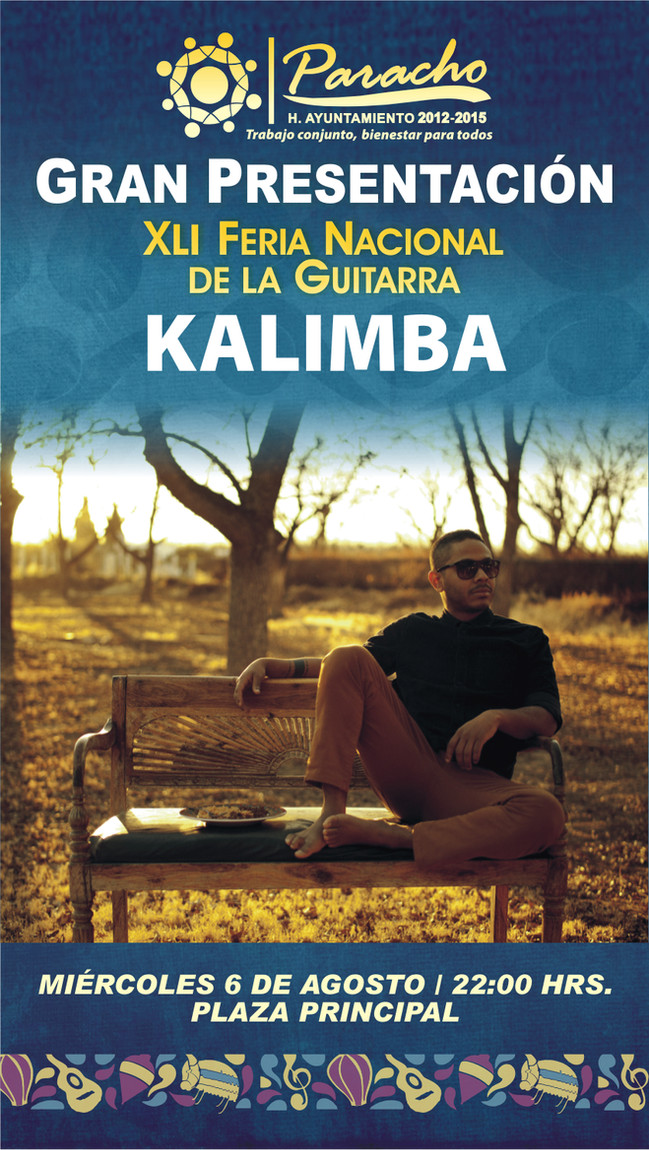 KALIMBA | XLI FERIA NACIONAL DE LA GUITARRA DE PARACHO, MICHOACÁN