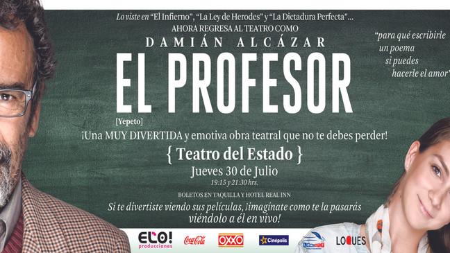 EL PROFESOR | 30 JULIO