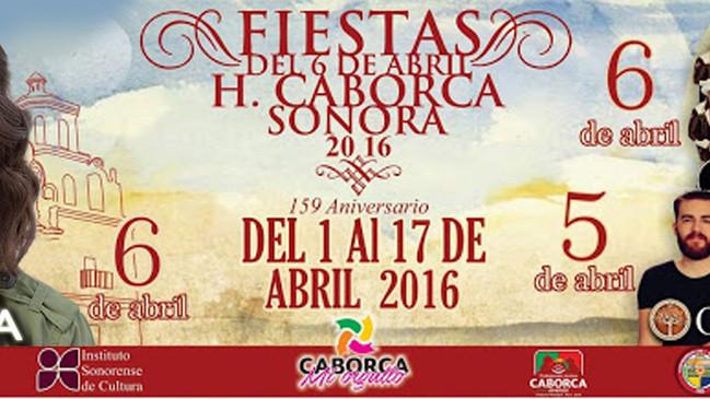 XIMENA SARIÑANA | 6 DE ABRIL | CABORCA