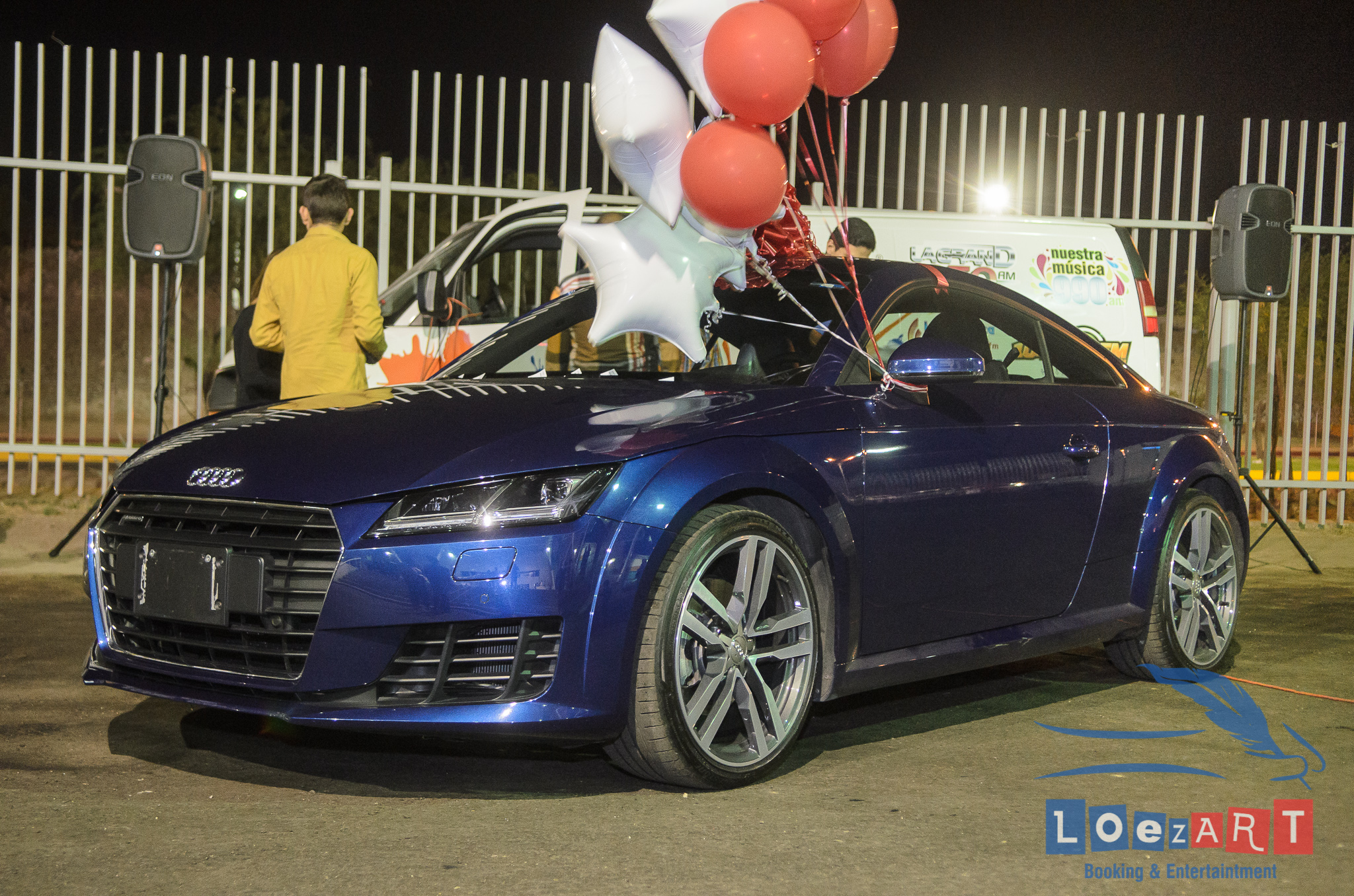 #EventosLoezart / Audi