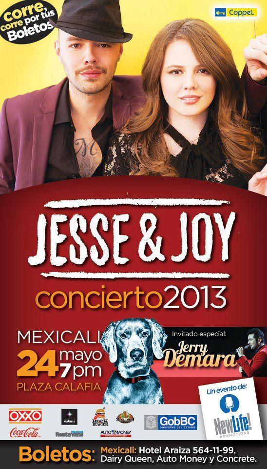 JESSE Y JOY | MEXICALI, B.C.