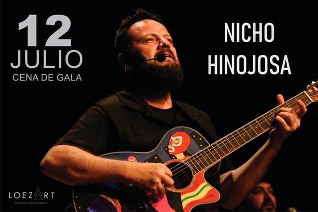 ⏩ NICHO HINOJOSA 🔴 12 DE JULIO🔴 CENA DE GALA 🔴 TIJUANA  🔴 💯  #bookingloezart