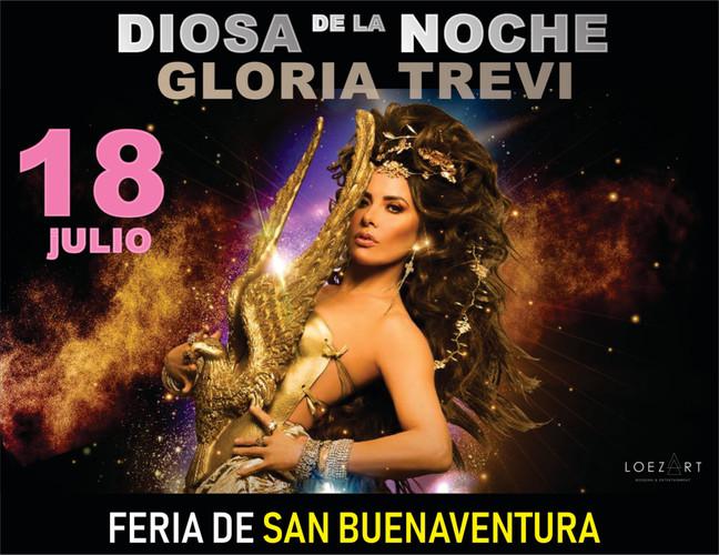 ⏩ GLORIA TREVI 🔴 18 DE JULIO 🔴 FERIA DE SAN BUENAVENTURA 🔴 COAHUILA  💯  #bookingloezart