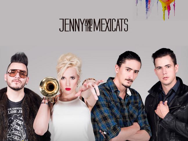 JENNY AND THE MEXICATS | NAVOJOA (FAOT)