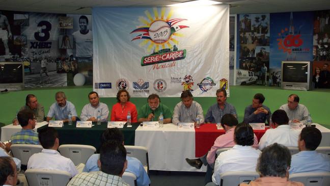 DIRECCION ARTISTICA SERIE DEL CARIBE 2009 | MEXICALI