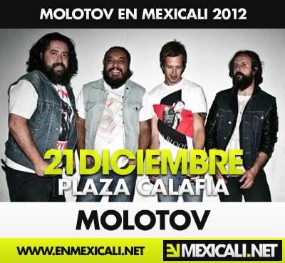 MOLOTOV | MEXICALI, B.C.