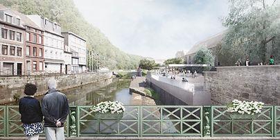Réaménagement de la Cour Fischer dans le projet Ville Conviviale