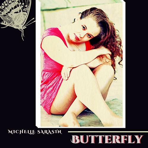 Butterfly VINYL Album