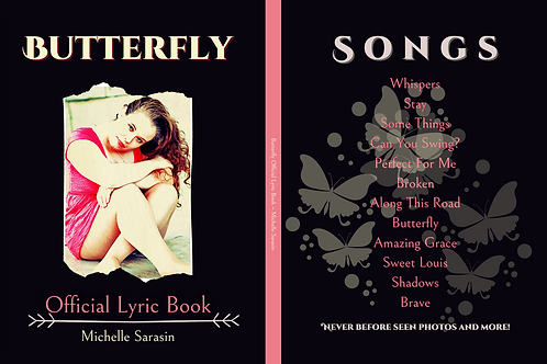 Butterfly Official Lyric E-Book