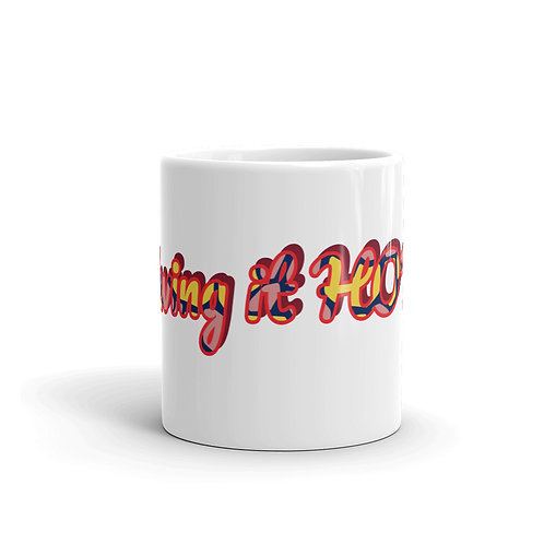 Swing it HOT! Mug