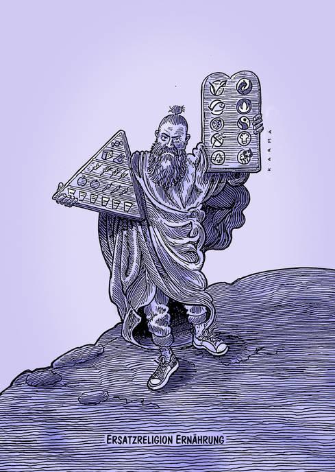 Ersatzreligion Ernährung