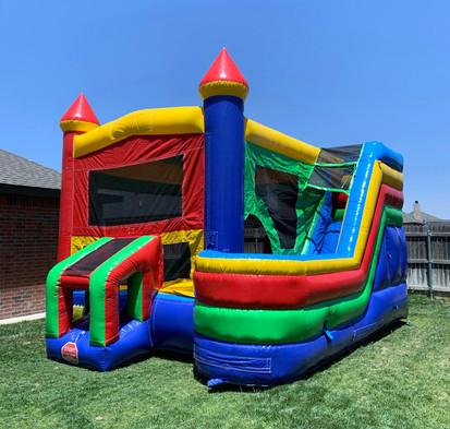 Bounce House Castle Combo