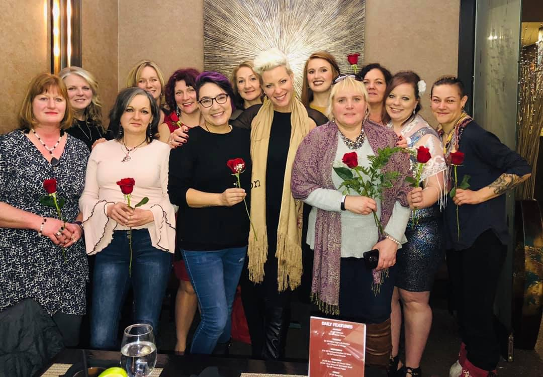 The Uncommon Woman Meet Up 2018