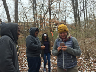 Community Members Becoming Champions for Nature in City