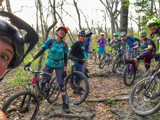 Biking brings adventure and sparks curiosity about nature