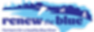 Renew the Blue logo