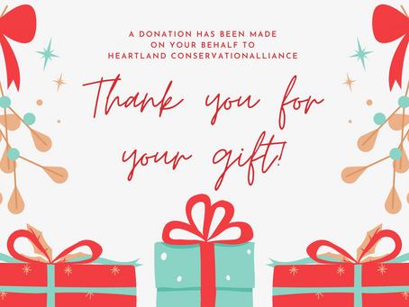 HCA's Holiday Gift List