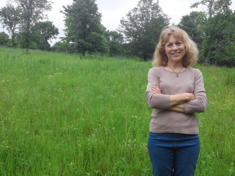Connie Chapman has been working to conserve her land in the upper Blue River watershed