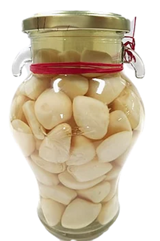 Pickled Sweet Garlic Cloves