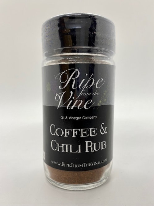 Coffee & Chili Rub