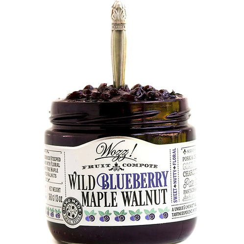 Wild Blueberry Maple Walnut