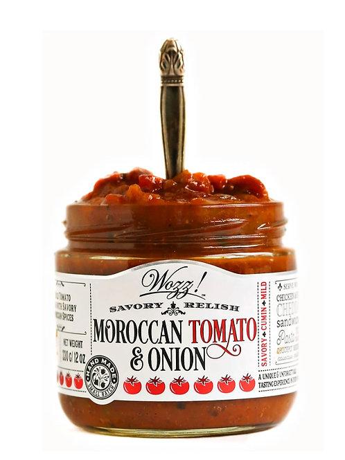 Moroccan Tomato & Onion